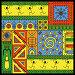 Орнамент в этническом стиле, иллюстрация 1608942 (c) Инна Грязнова...