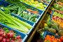 Отдел овощей и фруктов в супермаркете, фото № 3164466, снято 29 мая 2009 г. (c) CandyBox Images / Фотобанк Лори