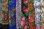 Павлово-Посадские платки, фото № 4021418, снято 10 ноября 2012 г. (c) lana1501 / Фотобанк Лори