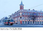 Центральная улица Ульяновска, фото № 5528958, снято 23 марта 2013 г. (c) Донцов Евгений Викторович / Фотобанк Лори
