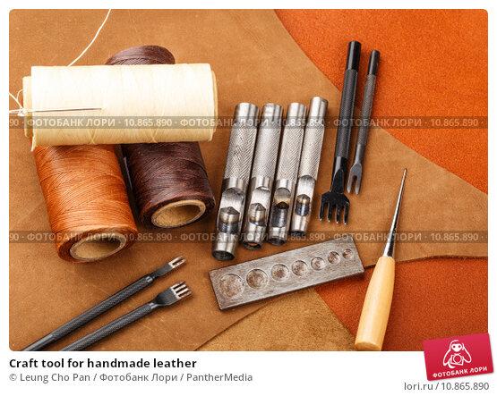 Изготовление инструмента для работы с кожей