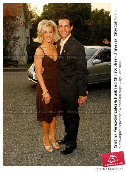 Cristina gonzales husband