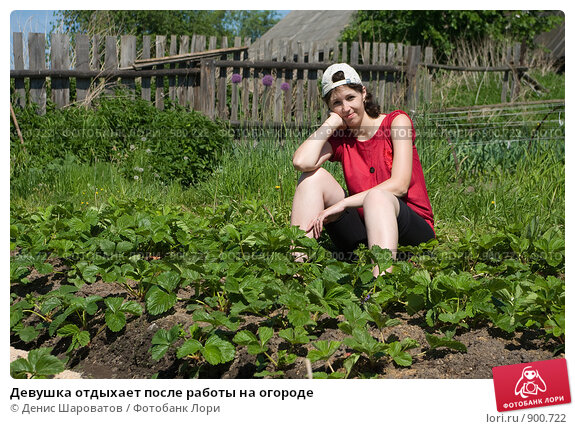 Фото в огороде раком 61240 фотография