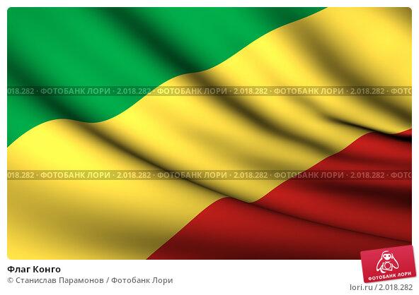 флаг конго