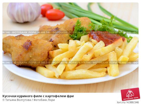 Как приготовить вкусно куриное филе с картошкой в духовке