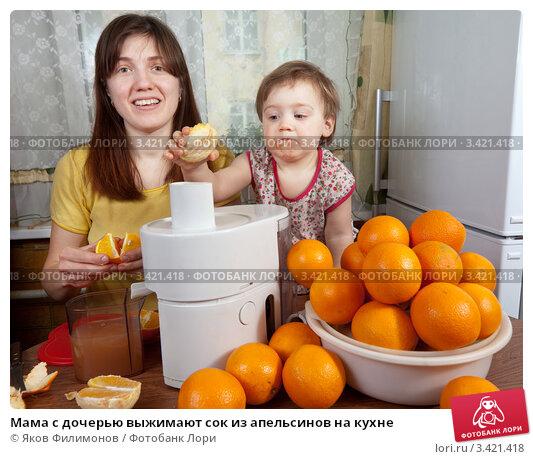 Как из апельсинов сделать сок без соковыжималки