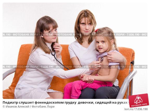 Девушки с острыми грудками