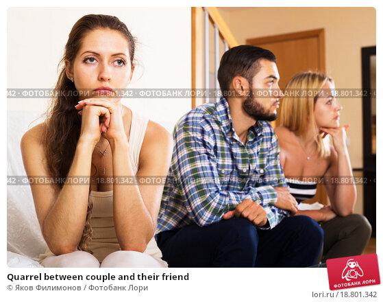 a quarrel between friends essay