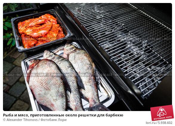 Рецепт рыба для барбекю