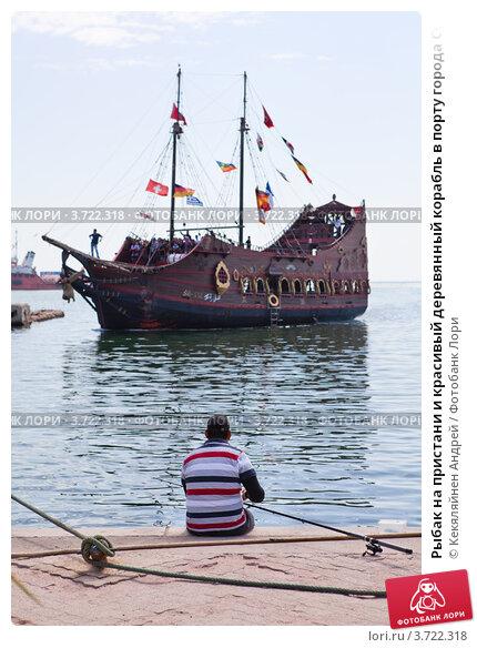Тунис деревянные корабли - Тунис 2013