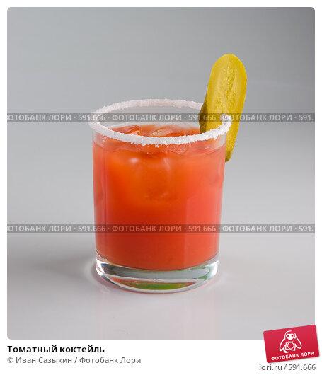 Томатный коктейль, фото 591666.