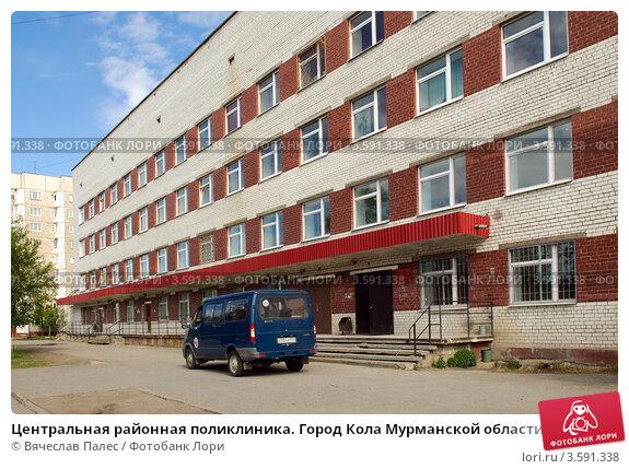 Город Кола Мурманской области, фото 3591338, снято 11 июня 2012 г. (c) Вячеслав Палес / Фотобанк Лори.