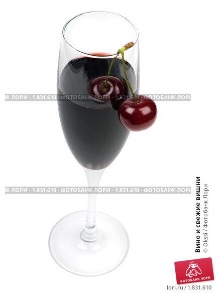 Рецепт домашнего вина из вишен с косточками