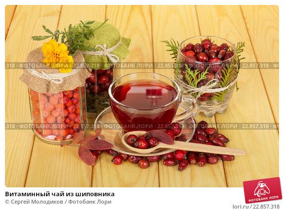 Витаминный чай из шиповника; фото 22857318, фотограф Сергей Молодиков. Фотобанк Лори - Продажа фотографий, иллюстраций и изображ