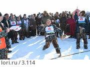 Купить «Праздник в тундре», фото № 3114, снято 25 марта 2006 г. (c) Николай Гернет / Фотобанк Лори