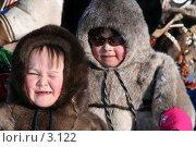 Купить «Ненец», фото № 3122, снято 25 марта 2006 г. (c) Николай Гернет / Фотобанк Лори