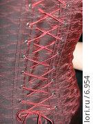 Купить «Шнуровка», эксклюзивное фото № 6954, снято 10 сентября 2005 г. (c) Ирина Терентьева / Фотобанк Лори