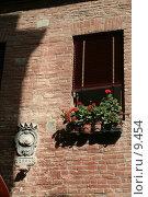 Купить «Окно в старом доме », фото № 9454, снято 15 августа 2006 г. (c) Тузов Александр / Фотобанк Лори