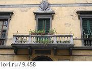 Купить «Окно в старом доме», фото № 9458, снято 15 августа 2006 г. (c) Тузов Александр / Фотобанк Лори