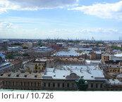 Купить «Панорама Санкт-Петербурга», фото № 10726, снято 23 июля 2006 г. (c) Комиссарова Ольга / Фотобанк Лори