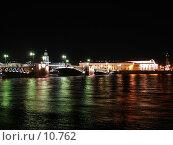 Купить «Ночь на Неве», фото № 10762, снято 21 августа 2005 г. (c) Комиссарова Ольга / Фотобанк Лори