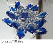 Купить «Хрустальный цветок», фото № 10998, снято 16 сентября 2006 г. (c) Комиссарова Ольга / Фотобанк Лори