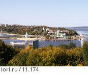 Купить «Чебоксары, побережье», фото № 11174, снято 24 сентября 2006 г. (c) Рыжов Андрей / Фотобанк Лори