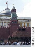 Купить «Москва, Красная площадь», фото № 11342, снято 18 августа 2018 г. (c) Юрий Синицын / Фотобанк Лори