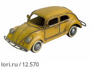 Купить «Ретроавтомобиль Фольксваген Жук 1940», фото № 12570, снято 6 марта 2006 г. (c) Лисовская Наталья / Фотобанк Лори