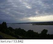 Река Волга. Стоковое фото, фотограф Макс / Фотобанк Лори