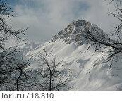 Купить «Ее величество Гора», фото № 18810, снято 8 января 2003 г. (c) Fro / Фотобанк Лори