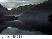 Купить «Озеро Ullswater в английском национальном парке Lake District (Озерный край), цветная версия», фото № 19218, снято 25 декабря 2005 г. (c) Tamara Kulikova / Фотобанк Лори