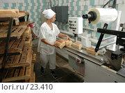 Купить «Хлебокомбинат», фото № 23410, снято 6 сентября 2006 г. (c) 1Andrey Милкин / Фотобанк Лори