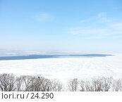 Купить «Небо синее, льды уходят», фото № 24290, снято 9 марта 2007 г. (c) Давыдова Нина / Фотобанк Лори