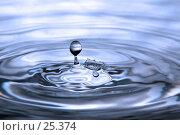 Купить «Водный всплеск», фото № 25374, снято 24 ноября 2006 г. (c) Сергей Лаврентьев / Фотобанк Лори