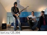 Купить «Репетиция музыкального произведения», фото № 25394, снято 21 мая 2006 г. (c) Дмитрий Доможиров / Фотобанк Лори