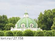 Купить «Усадьба Кусково», эксклюзивное фото № 27158, снято 1 июля 2006 г. (c) Ирина Мойсеева / Фотобанк Лори