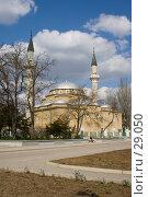 Купить «Мечеть Джума-Джами, (Хан-Джами)16 век», фото № 29050, снято 1 апреля 2007 г. (c) Михаил Баевский / Фотобанк Лори