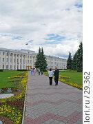 Гуляющие люди (2006 год). Стоковое фото, фотограф Алексей Котлов / Фотобанк Лори