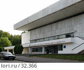 Купить «Калуга. Музей Космонавтики», фото № 32366, снято 16 сентября 2005 г. (c) Людмила Жмурина / Фотобанк Лори