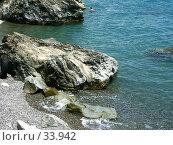 Купить «Море», фото № 33942, снято 17 июня 2005 г. (c) Галина  Горбунова / Фотобанк Лори