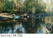 Купить «Рыбаки», фото № 34726, снято 19 сентября 2018 г. (c) Галина  Горбунова / Фотобанк Лори