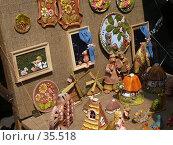 Купить «Сувениры», фото № 35518, снято 21 мая 2005 г. (c) Галина  Горбунова / Фотобанк Лори