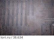 Купить «Печатная плата», фото № 38634, снято 5 октября 2005 г. (c) Саломатов Александр Николаевич / Фотобанк Лори