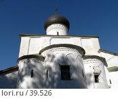 Купить «Псков, церковь», фото № 39526, снято 15 сентября 2006 г. (c) A Челмодеев / Фотобанк Лори