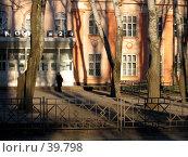 Купить «Таганрог, школа N24», фото № 39798, снято 2 апреля 2005 г. (c) A Челмодеев / Фотобанк Лори