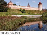 Купить «Спасо-Евфимиев монастырь, Суздаль», фото № 39974, снято 13 августа 2006 г. (c) Vladimir Fedoroff / Фотобанк Лори