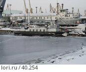 Купить «Мурманск паром», фото № 40254, снято 1 марта 2007 г. (c) Игорь Осадчий / Фотобанк Лори