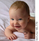 Купить «Малыш», фото № 40770, снято 26 апреля 2007 г. (c) Гладских Татьяна / Фотобанк Лори