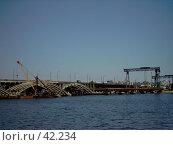 Купить «Воронеж. Чернавский мост», фото № 42234, снято 5 июня 2004 г. (c) Дмитрий Сарычев / Фотобанк Лори